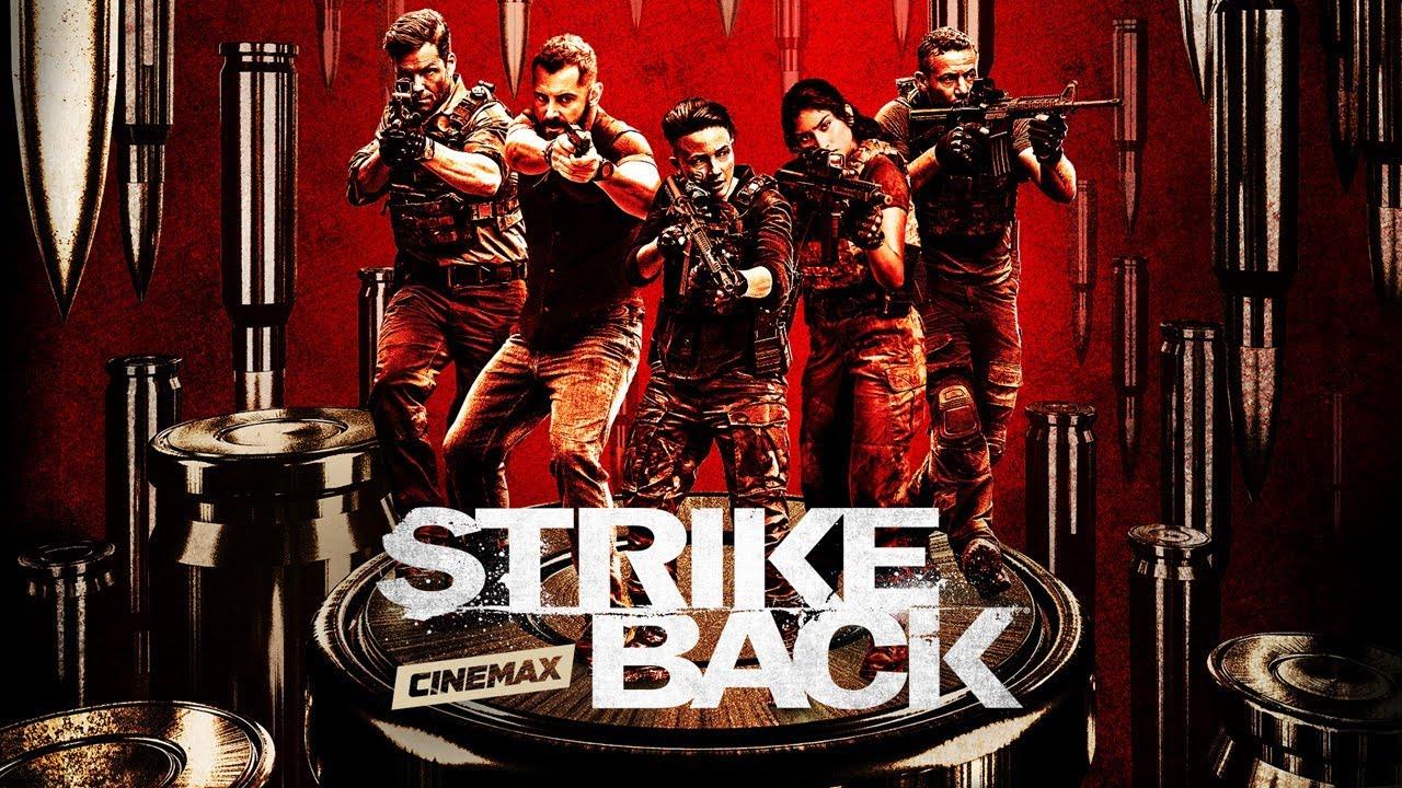 Download Strike Back (2020)   Final Season - Official Trailer  (Cinemax)