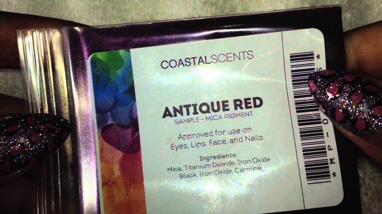 Designer Nail Supply & Coastal Scents Pigment Haul - YouTube
