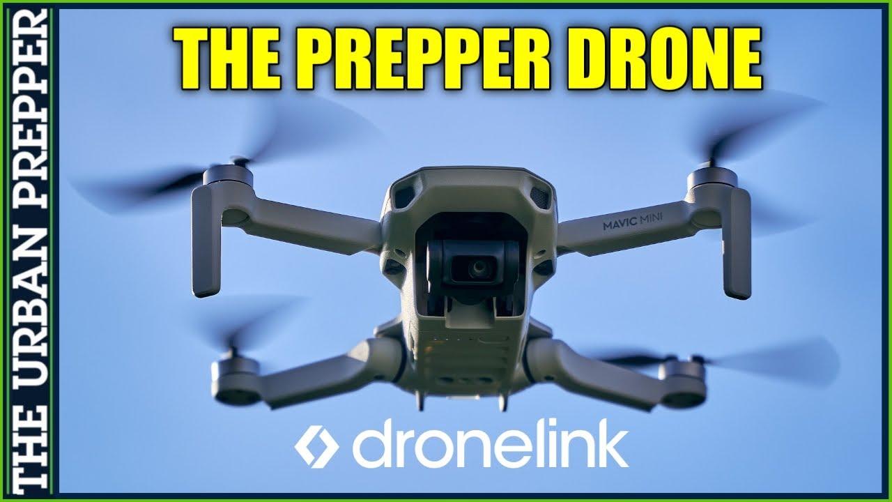 Download The Prepper Drone: DJI + Dronelink for SHTF Surveillance