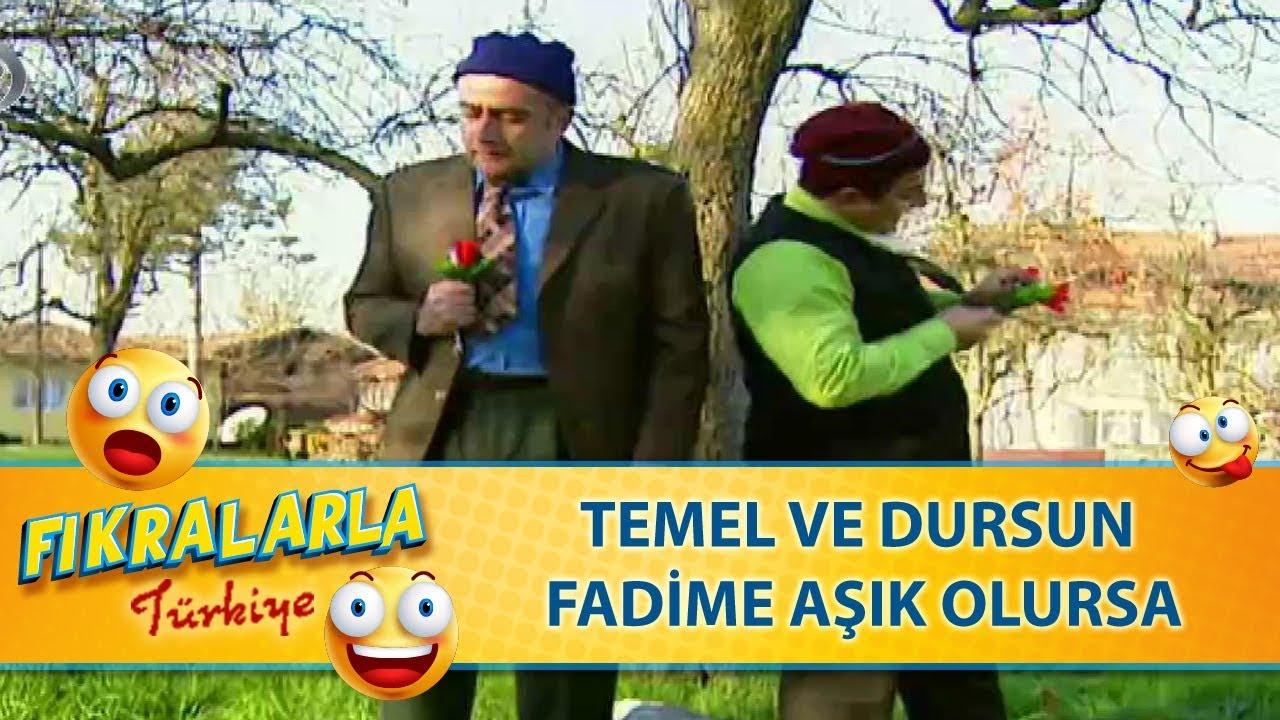 Temel Ve Dursun Fadimeye Aşık Olursa Türk Fıkraları 29 Youtube