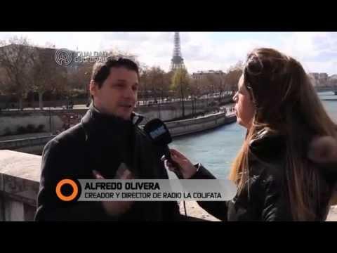 Igualdad Cultural TV entrevistó a Alfredo Olivera de La Colifata