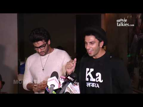 Arjun Kapoor Shows Saif's SMS Reply On...