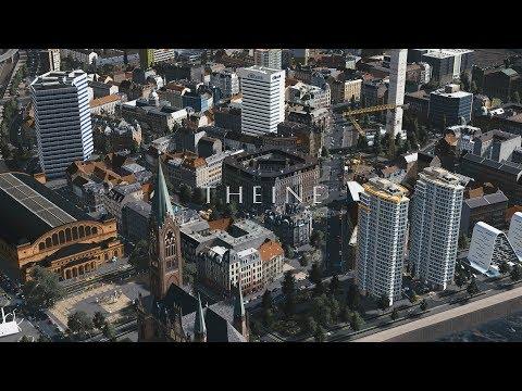 Cities: Skylines Cinematic - Theine, European/UK project