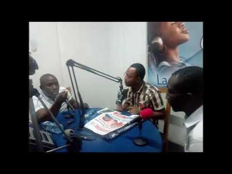 Emission Taxi Presse du  01 Decembre 2017 Radio Taxi Fm Togo