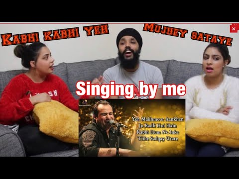 Meray Paas Tum Ho OST | Cover | Indian Reaction - YouTube