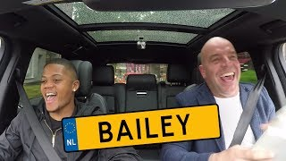 Leon Bailey - Bij Andy in de auto!