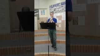 Jazz Band: Garret -Higher Ground-