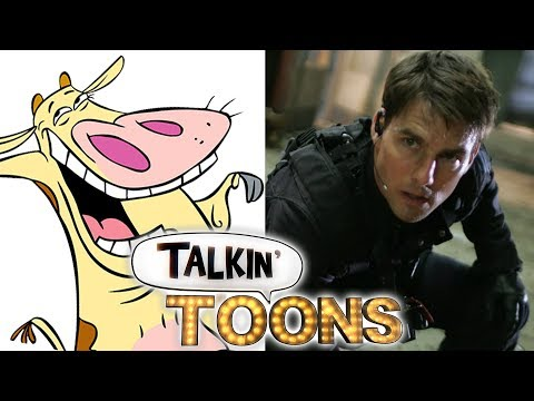 Mission Impossible: Cow and Chicken Edition Talkin' Toons w Rob Paulsen