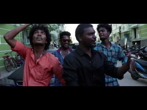 Chennai gana|| ajith & vijay fans fighting (official video) 2017 hd video