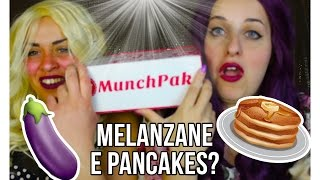 Proviamo Munch Pak ► Finalmente patatine ai PANCAKES(?)!