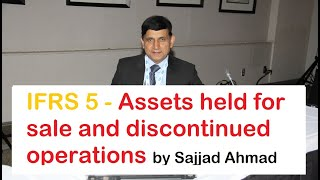 IFRS 5 Asets held for sale