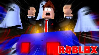THE FIRST HORROR GHOST TRAIN?! - ROBLOX [English/HD]