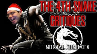 Yep. Finally, this is the critique of Mortal Kombat: Xtreme Legends...
