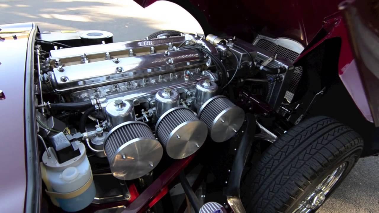 Jaguar E Type >> 1967 Jaguar XKE Series One Engine by Classic Jaguar Austin, Texas - YouTube