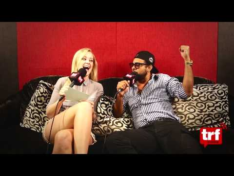 Interview with Shaggy in Dubai