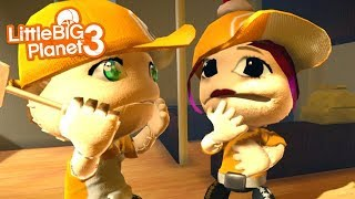 LittleBIGPlanet 3 - Le Butty