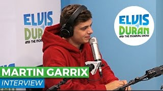 "Martin Garrix Chats About His New Song With Dua Lipa ""Scared To Be Lonely"" 