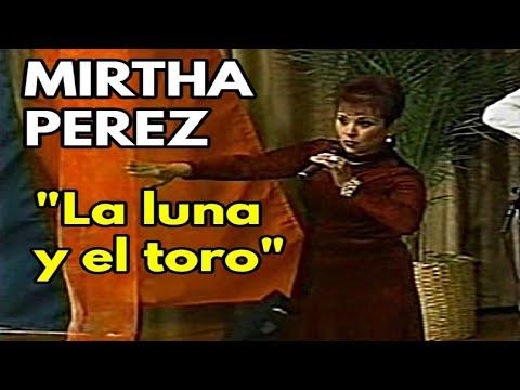 Mirtha Perez + Los Naipes - La luna y el toro