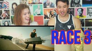 RACE 3 - TRAILER - REACTION