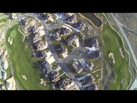 Easter Sunday flying around Saratoga Springs, Utah