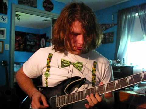 I'm Shipping Up To Boston - Dropkick Murphys Guitar Cover