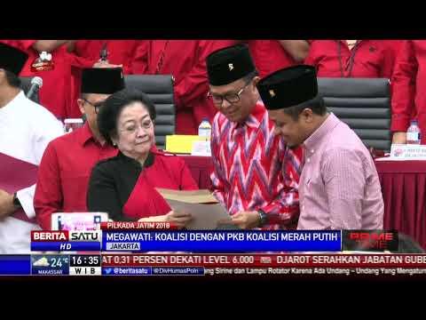 PDIP Usung Gus Ipul-Azwar Anas di Pilgub Jatim