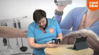 Canon G1 X MarkII compactcamera productvideo (NL/BE)