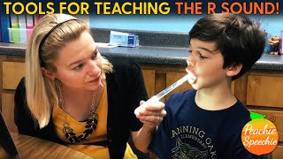 Tools for Teaching the R Sound by Peachie Speechie