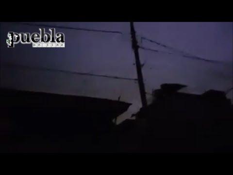 Así se vivió el Sismo de 8.4 grados Richter en Puebla