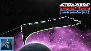 Die Schlacht von FONDOR! - Lets Play Star Wars Empire at War