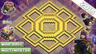 NEW Town Hall 11 (th11) War Base 2018 (Layout) | Anti 2 & 3 Stars, Anti Queen Walk th11 War Base