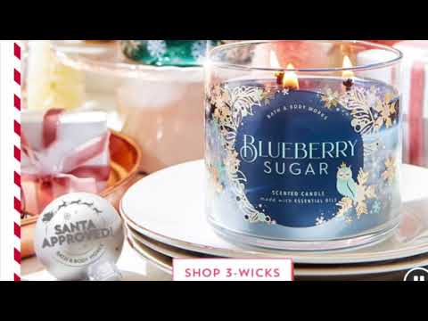 Bath & Body Works DECEMBER 2020 COUPONS REVEALED !!!!! Just in time for CANDLE DAY