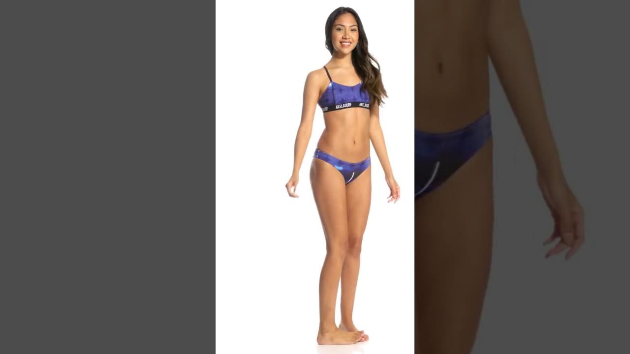 9620276145984 Akela Surf Women's Amuse Neoprene Bikini Bottom | SwimOutlet.com ...