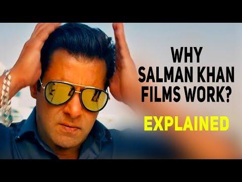 Why Salman Khan Films Work  क्यों चलती हैं सलमान खान की फ़िल्में  Race 3