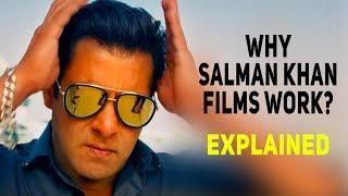 Why Salman Khan Films Work | क्यों चलती हैं सलमान खान की फ़िल्में | Race 3 |