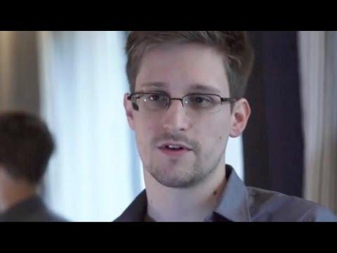 U.S. Allies Violate Int. Law Pursuing Snowden