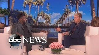 Kevin Hart: 'I don't have a homophobic bone in my body'