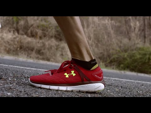 Under Armour Run | SpeedForm® Fortis - YouTube