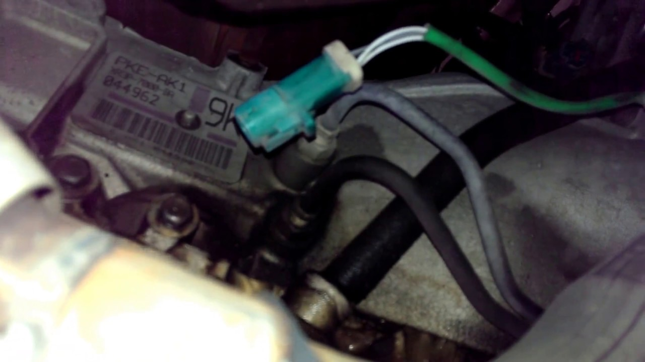 hight resolution of replacing a starter on a ford mustang v8 part 1