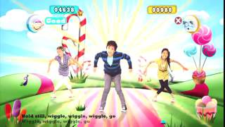 Just Dance Kids   Yo Gabba Gabba Kinect