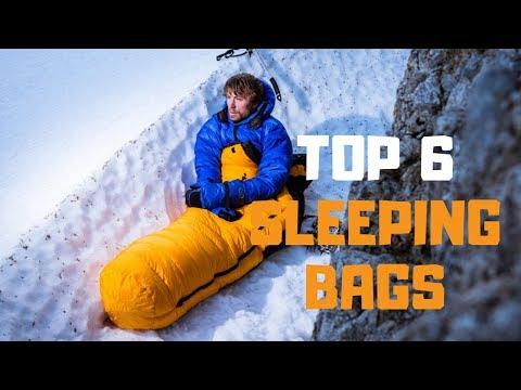 Best Sleeping Bag in 2019 - Top 6 Sleeping Bags Review