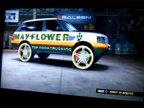 midnight club los angeles custom theme cars part 7 youtube