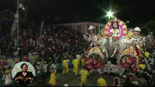 unofficial 2017 new years junkanoo results