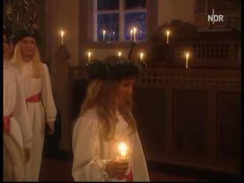 Christmas - Santa Lucia Sweden