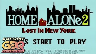 Home Alone 2: Lost in New York by Iceplug in 12:22 - AGDQ2019