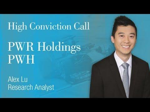 High Conviction Stocks – September 2017: PWR (ASX:PWH): Alex Lu, Analyst