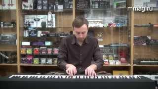 Yamaha P45 - Цифровое пианино/фортепиано