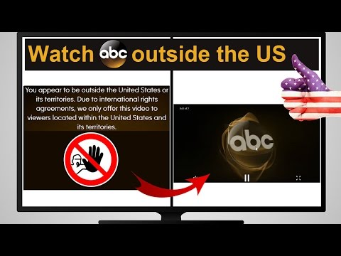 ▶ How To Watch ABC Go Outside The US (in Canada, UK, Europe, Mexico)