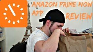 SCHNELLSTE LIEFERUNG (1 Std.) der Welt? Amazon Prime Now App Review Deutsch [4K UHD]
