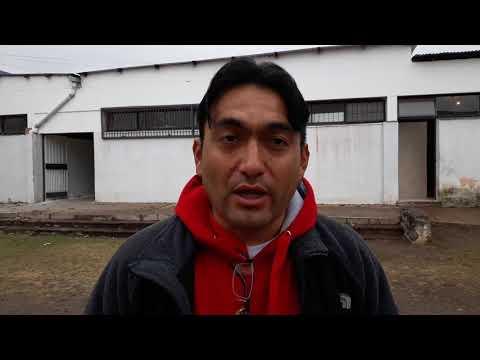 Horacio Cabrera DT Lavalle La Quiaca